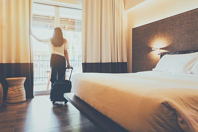 2.ホテルの手配
